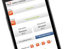 Aplikacja mobilna Fligo