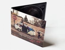 A.P.A.M.A.U. – okładka płyty